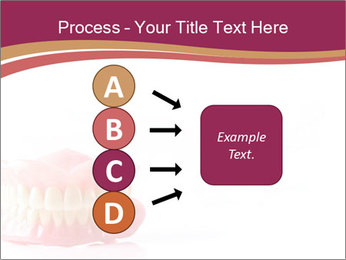Acrylic denture PowerPoint Template - Slide 94
