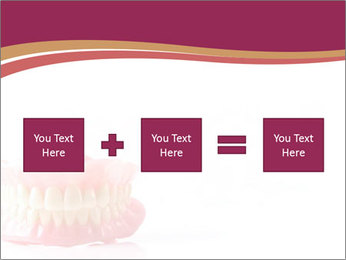 Acrylic denture PowerPoint Template - Slide 95