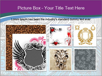 Mermaid PowerPoint Template - Slide 19