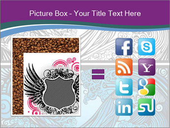 Mermaid PowerPoint Template - Slide 21