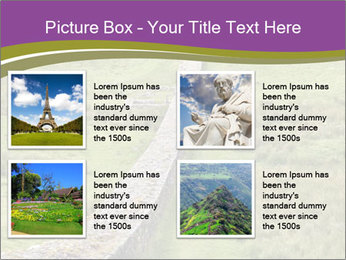 Hadrian's wall PowerPoint Template - Slide 14