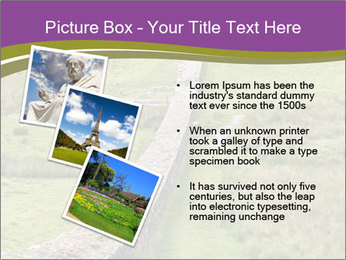 Hadrian's wall PowerPoint Template - Slide 17