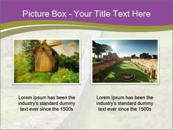 Hadrian's wall PowerPoint Template - Slide 18