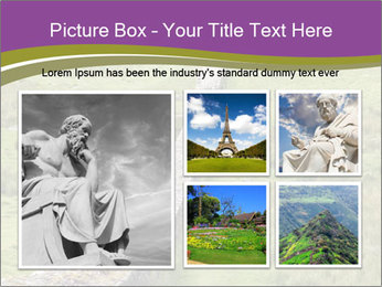 Hadrian's wall PowerPoint Template - Slide 19