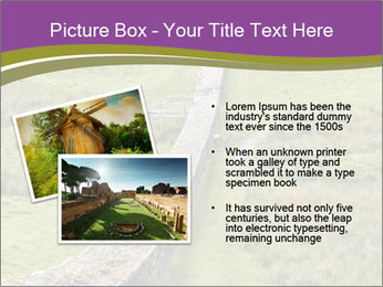 Hadrian's wall PowerPoint Template - Slide 20