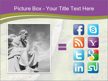 Hadrian's wall PowerPoint Template - Slide 21