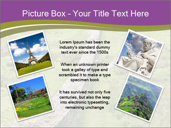 Hadrian's wall PowerPoint Template - Slide 24