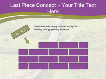 Hadrian's wall PowerPoint Template - Slide 46