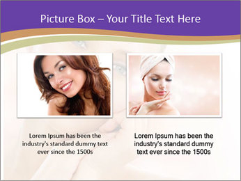 Beautiful Healthy Woman PowerPoint Templates - Slide 18