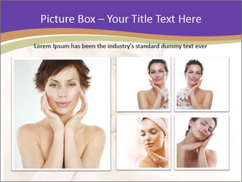 Beautiful Healthy Woman PowerPoint Templates - Slide 19