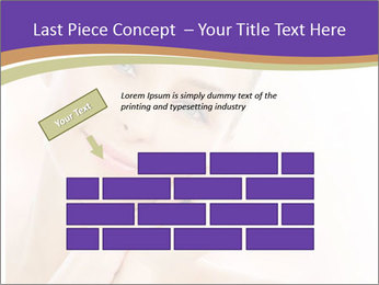 Beautiful Healthy Woman PowerPoint Templates - Slide 46