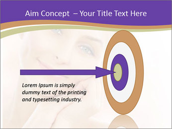 Beautiful Healthy Woman PowerPoint Templates - Slide 83
