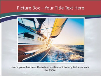 Ghost ship PowerPoint Template - Slide 15
