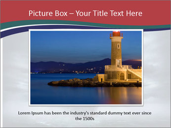 Ghost ship PowerPoint Template - Slide 16
