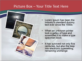 Ghost ship PowerPoint Template - Slide 17