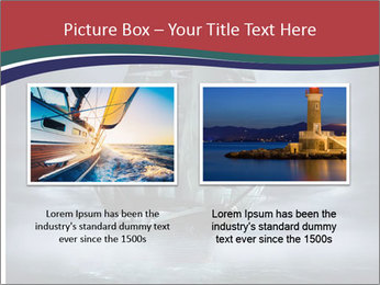 Ghost ship PowerPoint Template - Slide 18