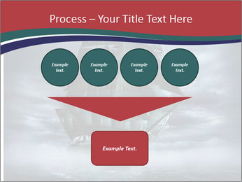 Ghost ship PowerPoint Template - Slide 93