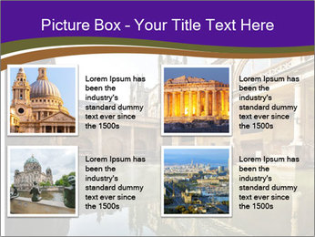 Roman Baths PowerPoint Template - Slide 14