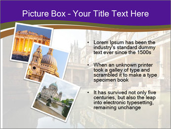Roman Baths PowerPoint Template - Slide 17