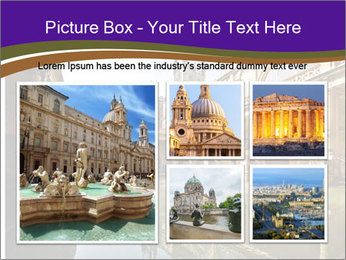 Roman Baths PowerPoint Template - Slide 19