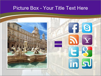 Roman Baths PowerPoint Template - Slide 21