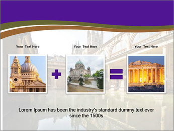Roman Baths PowerPoint Template - Slide 22