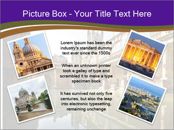 Roman Baths PowerPoint Template - Slide 24