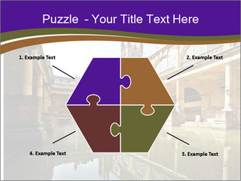 Roman Baths PowerPoint Template - Slide 40