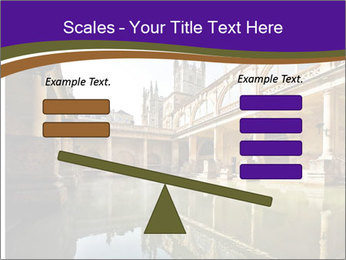 Roman Baths PowerPoint Template - Slide 89