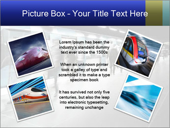 People on subway PowerPoint Template - Slide 24
