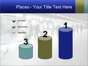 People on subway PowerPoint Templates - Slide 65