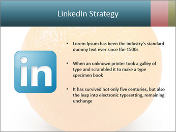 Orange PowerPoint Template - Slide 12
