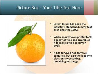Orange PowerPoint Template - Slide 13