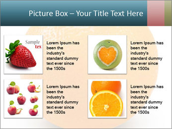 Orange PowerPoint Template - Slide 14