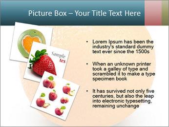 Orange PowerPoint Template - Slide 17