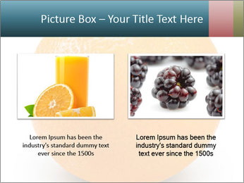 Orange PowerPoint Template - Slide 18