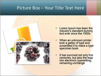 Orange PowerPoint Template - Slide 20