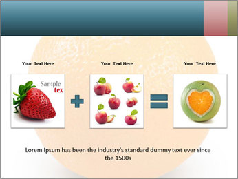 Orange PowerPoint Template - Slide 22