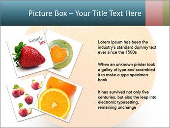 Orange PowerPoint Template - Slide 23