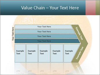 Orange PowerPoint Template - Slide 27