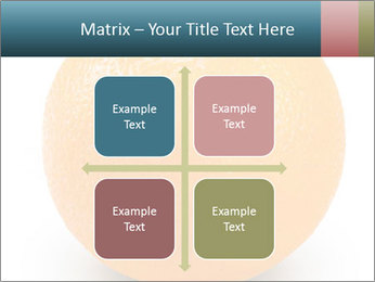 Orange PowerPoint Template - Slide 37