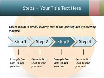 Orange PowerPoint Template - Slide 4