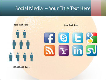Orange PowerPoint Template - Slide 5