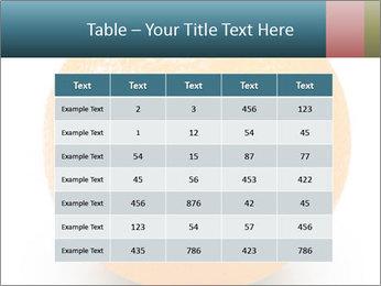 Orange PowerPoint Template - Slide 55