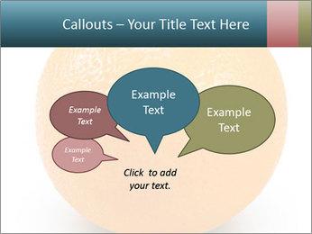 Orange PowerPoint Template - Slide 73