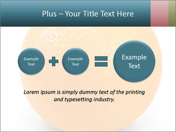 Orange PowerPoint Template - Slide 75