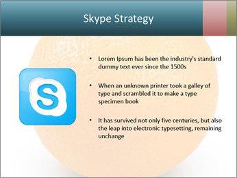 Orange PowerPoint Template - Slide 8