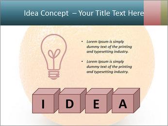 Orange PowerPoint Template - Slide 80