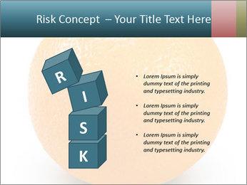 Orange PowerPoint Template - Slide 81