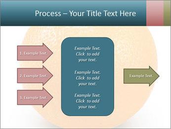 Orange PowerPoint Template - Slide 85